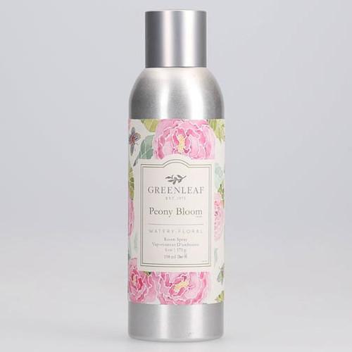 Greenleaf Room Spray 6 Oz. - Peony Bloom