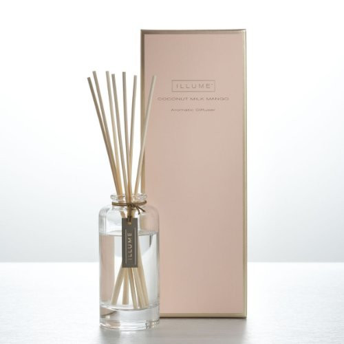 Illume Essentials Reed Diffuser 3 Oz. - Coconut Milk Mango