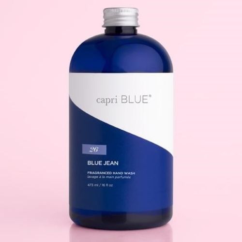 Capri Blue Hand Soap Refill 16 Oz. - Blue Jean