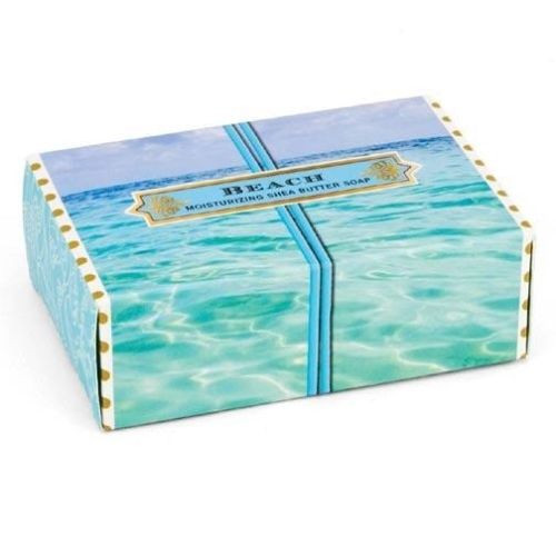 Michel Design Works Boxed Single Soap 4.5 Oz. - Beach