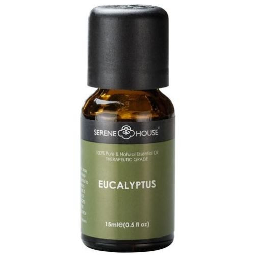 Serene House 100% Essential Oil 15 ml - Eucalyptus