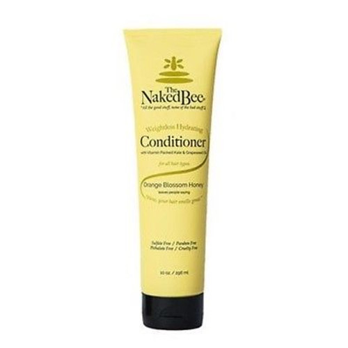 Naked Bee Weightless Hydrating Conditioner 10 Oz. - Orange Blossom Honey