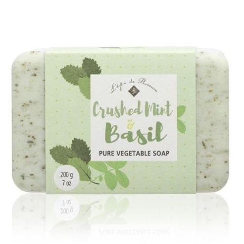 L'epi de Provence Soap 200g - Crushed Mint & Basil
