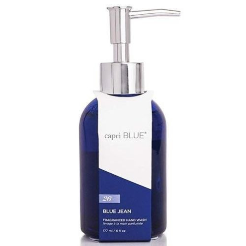 Capri Blue Hand Soap 6 Oz. - Blue Jean