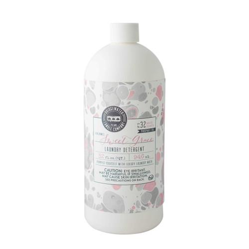 Bridgewater Candle Laundry Detergent 32 Oz. - Sweet Grace NEW SHAPE