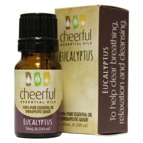 Keepers of the Light Cheerful Essential Oil 10 ml - Eucalyptus