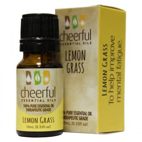 Keepers of the Light Cheerful Essential Oil 10 ml - Lemongrass