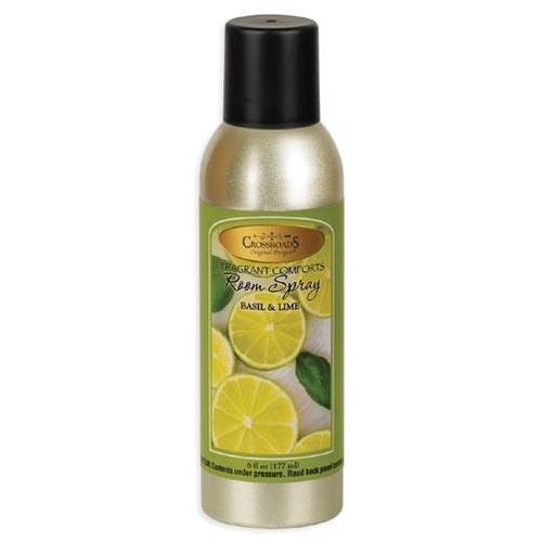 Crossroads Room Spray 6 Oz. - Basil & Lime