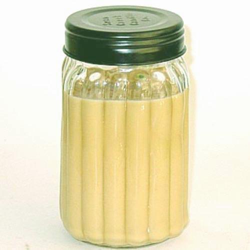 Swan Creek 100% Soy Homespun 24 Oz. Jar Candle - Honey Soaked Apples