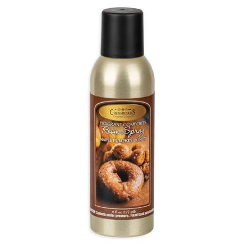 Crossroads Room Spray 6 Oz. - Maple Pumpkin Donut