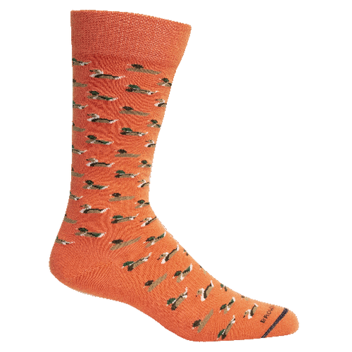 Brown Dog Hosiery Men's Socks - Currituck Dubarry