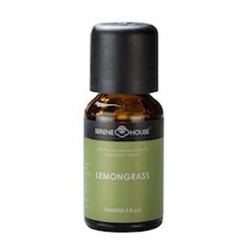 Serene House 100% Essential Oil 15 ml - Lemongrass