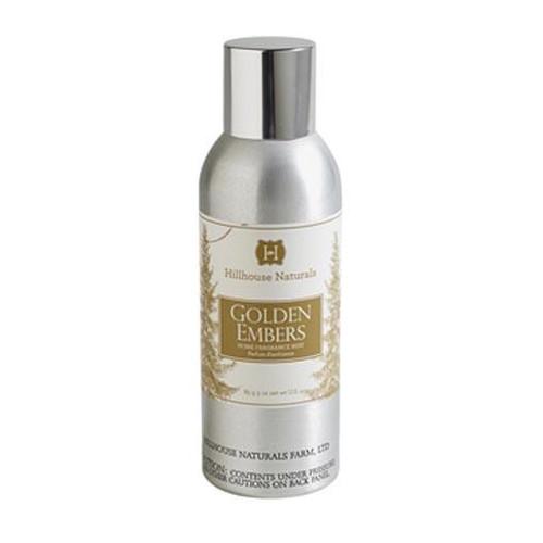 Hillhouse Naturals Fragrance Mist 3 Oz. - Golden Embers