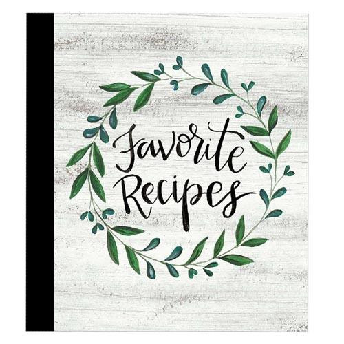 Brownlow Gifts Recipe Binder - Vintage