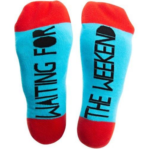 Pavilion Gift Unisex Cotton Blend Socks - TGIF