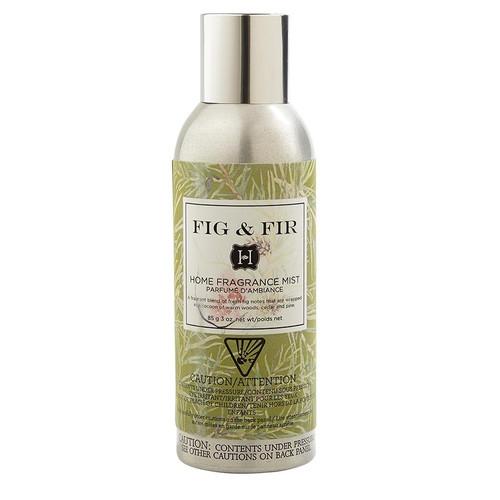 Hillhouse Naturals Fragrance Mist 3 Oz. - Fig & Fir