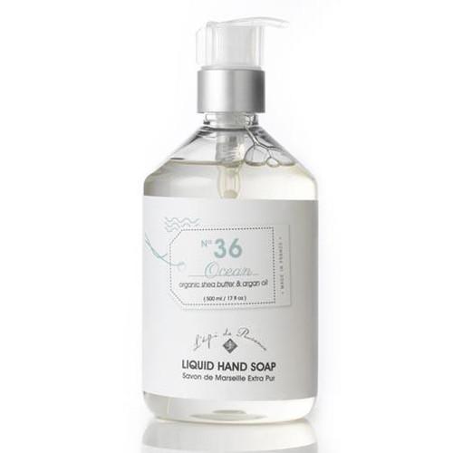 L'epi de Provence Liquid Hand Soap 17.8 Oz. - Ocean