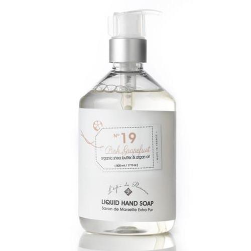 L'epi de Provence Liquid Hand Soap 17.8 Oz. - Pink Grapefruit