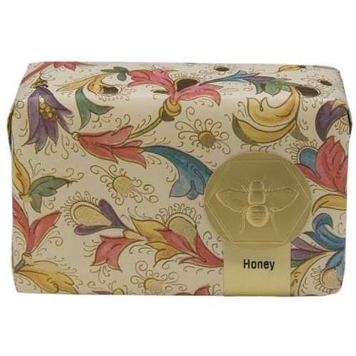 Honey House Florentine Wrapped Soap Bar 3.5 Oz. - Honey