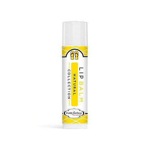 PureFactory Naturals Flip Flop Lip Balm 0.15 Oz. - Natural
