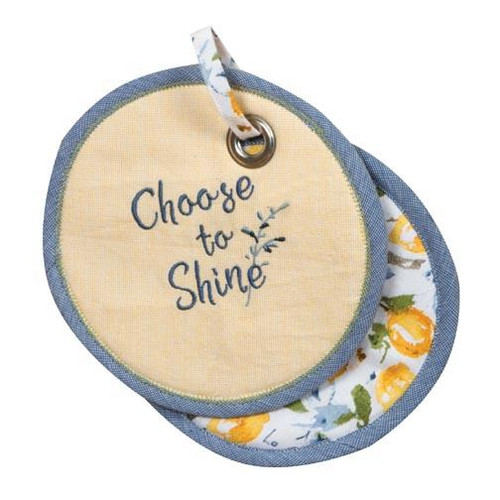 Kay Dee Designs Potholder - Zest of Happy