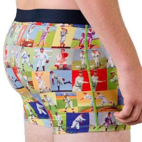 Nth Degree Underwear Boxer Briefs - Collage (Micromodal)