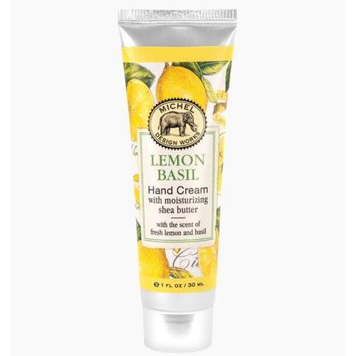 Michel Design Works Hand Creme 1 Oz. - Lemon Basil