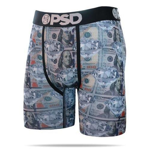 PSD Underwear Boxer Briefs - Money Diamond