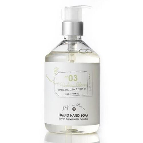 L'epi de Provence Liquid Hand Soap 17.8 Oz. - Verbena Flower