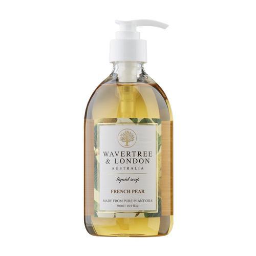 Australian Soapworks Wavertree & London Liquid Soap 16.9 oz. - French Pear