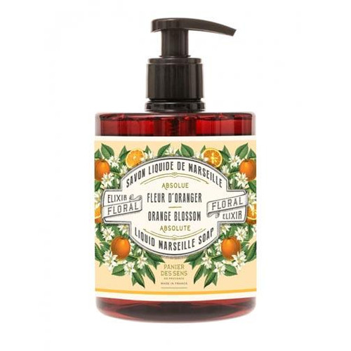 Panier des Sens Liquid Marseille Soap 16.9 Oz. - Orange Blossom