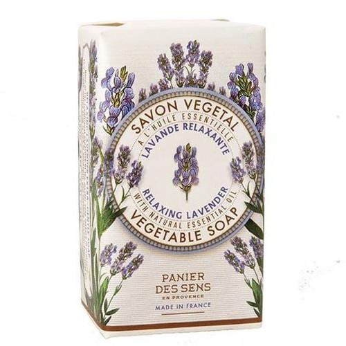 Panier des Sens Bar Soap 5.3 Oz. - Relaxing Lavender
