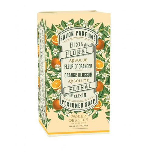 Panier des Sens Bar Soap 5.3 Oz. - Orange Blossom