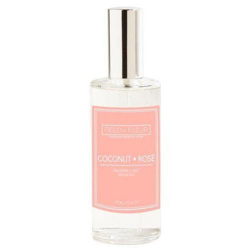 Hillhouse Naturals Fragrance Mist 4 Oz. - Coconut Rose