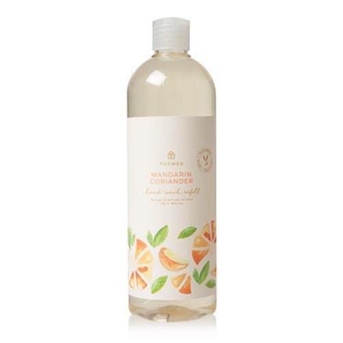 Thymes Hand Wash Refill 24.5 oz. - Mandarin Coriander