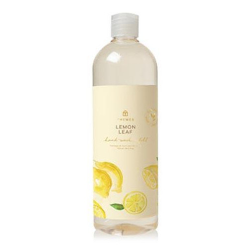 Thymes Hand Wash Refill 24.5 oz. - Lemon Leaf