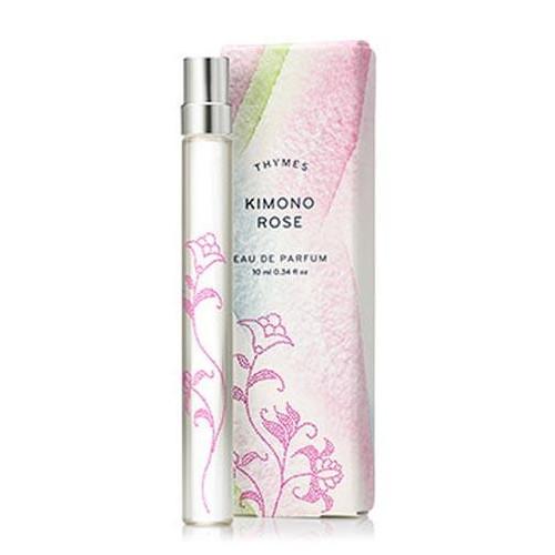 Thymes Eau de Parfum Spray Pen 0.34 oz. - Kimono Rose