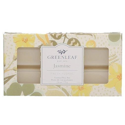 Greenleaf Gifts Scented Wax Bar 2.6 Oz. - Jasmine