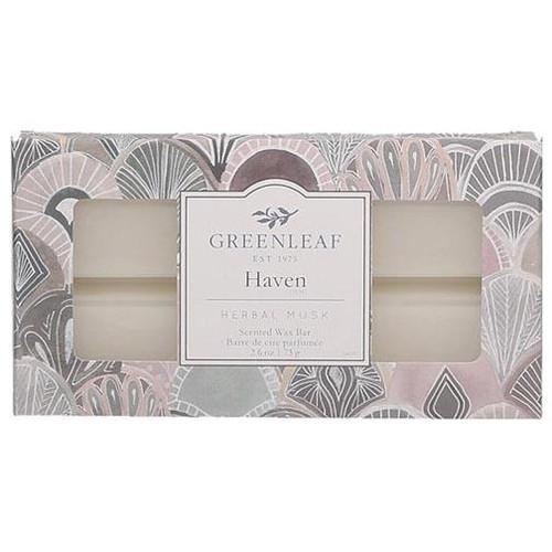 Greenleaf Gifts Scented Wax Bar 2.6 Oz. - Haven