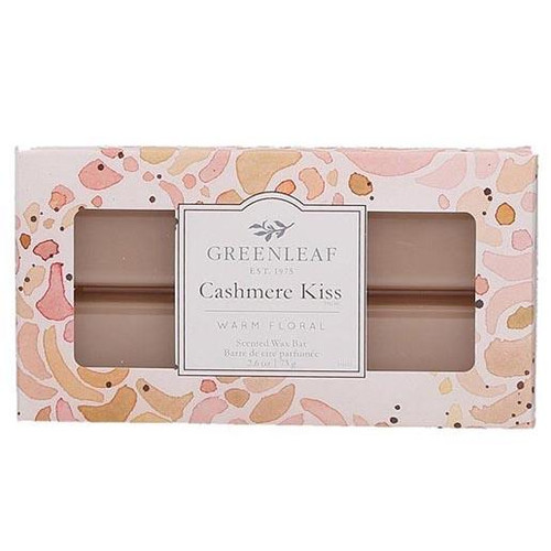 Greenleaf Gifts Scented Wax Bar 2.6 Oz. - Cashmere Kiss
