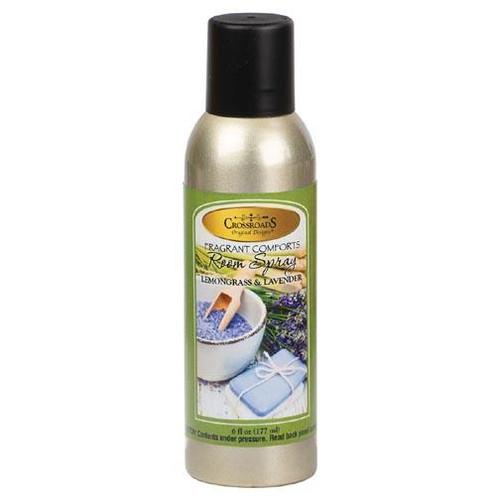 Crossroads Room Spray 6 Oz. - Lemongrass & Lavender