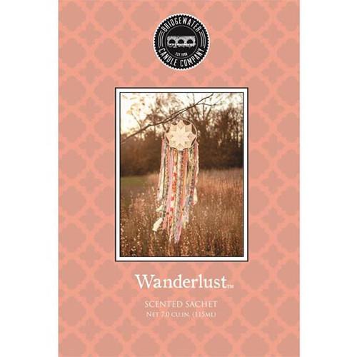 Bridgewater Candle Scented Sachet - Wanderlust
