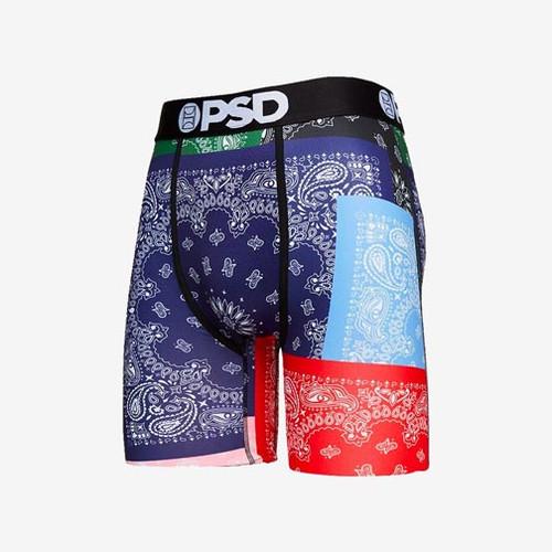 PSD Underwear Boxer Briefs - Bandanas