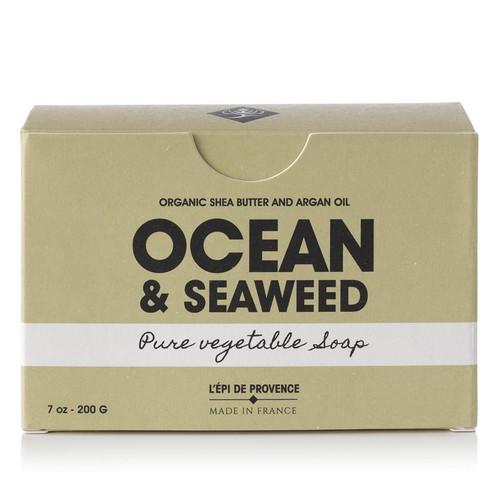 L'epi de Provence Soap Boxed Soap 200g - Ocean & Seaweed