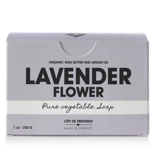 L'epi de Provence Soap Boxed Soap 200g - Lavender Flower