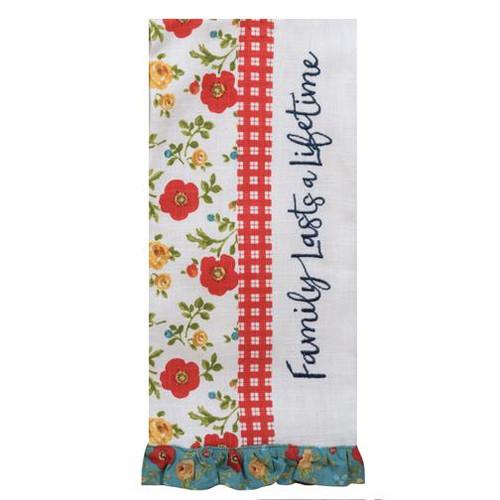 Kay Dee Designs Tea Towel - Country Fresh Family