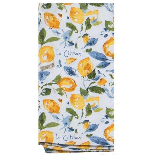 Kay Dee Designs Cotton Napkin - Zest of Happy