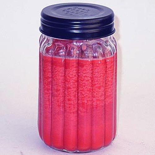 Swan Creek 100% Soy Homespun 24 Oz. Jar Candle - Fresh Strawberry
