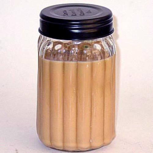 Swan Creek 100% Soy Homespun 24 Oz. Jar Candle - Cafe Au Lait