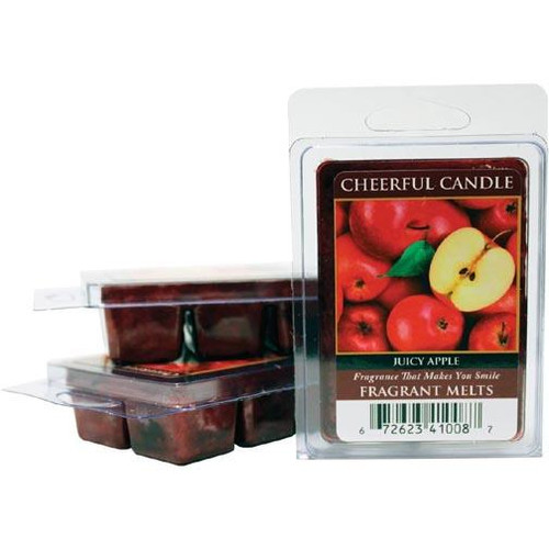 Keepers of the Light Cheerful Candle Fragrant Melts - Juicy Apple